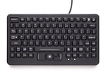 iKey Mountable Keyboard Touchpad (USB) (Black) | SL-86-911-FSR-USB