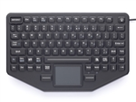 iKey Mountable Keyboard Touchpad (PS2) (Black) | SL-86-911-TP-PS2