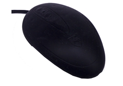 Used for Infection Control & Equipment Protection, the Washable Medical Grade Silicone Optical Mouse SSM3 can be cleaned by washing with soap and water, sanitized or disinfected.