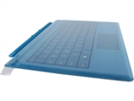 Used for Infection Control & Equipment Protection, the Clean Sleeve Antimicrobial Protective Cover for Microsoft Surface 3 and 4 SSVSPR5PK can be cleaned by washing with soap and water, sanitized or disinfected.