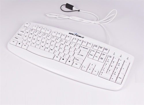 cc043a6c79f Silver-Storm Washable Medical Grade Keyboard, Dishwasher Safe ...