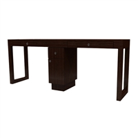 Linea Double Manicure Table