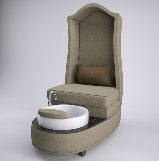 & Audrey Pedicure Chair u0026 Foot Spa