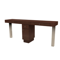Tory Double Nail Table