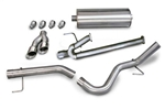 Corsa Performance Exhaust System - Toyota Tundra 09-10 5.7L Part# 14572