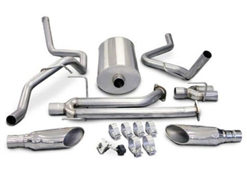 Corsa Performance Exhaust System - Toyota Tundra 07-08 5.7L Part# 14574