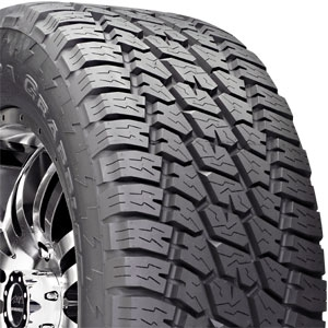 NITTO TERRA GRAPPLER ALL TERRAIN 285/40R24 200-230