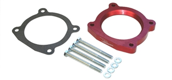 Airaid PowerAid Throttle Body Spacer Toyota Tundra V8 5.7L,4.6L510-621