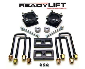 "Readylift 3.0""F/1.0""R Toyota Tundra SST Lift Kit: 2007-2017, 2WD/4WD Non-TRD 69-5075"