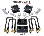 "ReadyLift TOYOTA TUNDRA TRD / SR5 / ROCK WARRIOR SST LIFT KIT: 2012-2016, 2WD & 4WD, 3.0""F/2.0""R 69-5276"