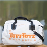 Tuff Tote White Duffle Bag