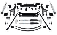 Toyota Tundra - Pro Comp 6 Inch Lift Kit with Pro Runner Shocks - K5069BPS Fits: 07-18 Tundra 4WD