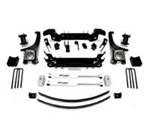 Toyota Tundra - Pro Comp 4 Inch Lift Kit with ES9000 Shocks - K5079B Fits: 07-18 Tundra