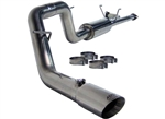 MBRP Exhaust Cat Back, Single Side, Pro-Series, 2007-2009 Tundra 4.7/5.7L
