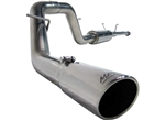 MBRP Exhaust Cat Back, Single Side, XP-Series, 2007-2009 & 2012 Tundra 4.7/5.7L Double Cab 6.5 foot bed