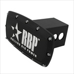RBP Black Hitch Cover RBP-111