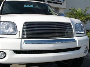 T-Rex Billet Grille Toyota Tundra Billet Grille Insert - Double Cab Models (22 Bars) T-REX-20958