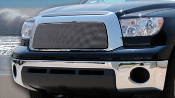T-Rex Mesh Grille Toyota Tundra Sport Series Formed Mesh Grille - Stainless Steel - Triple Chrome Plated T-REX-44959