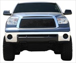 T-Rex Mesh Grille Toyota Tundra (Except Limited) Upper Class Mesh Grille - All Black - Insert (No Logo) T-REX-51963
