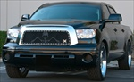 "T-Rex Mesh Grille Toyota Tundra URBAN ASSAULT ""GRUNT"" - Studded Main Grille w/ Soldier - BLACK OPS Flat Black T-REX-7119596"