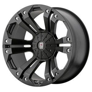 XD778 Monster Black 20x8.5