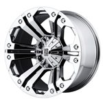 XD778 Monster Chrome 18x9