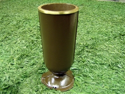 American Bronze Craft Vase
