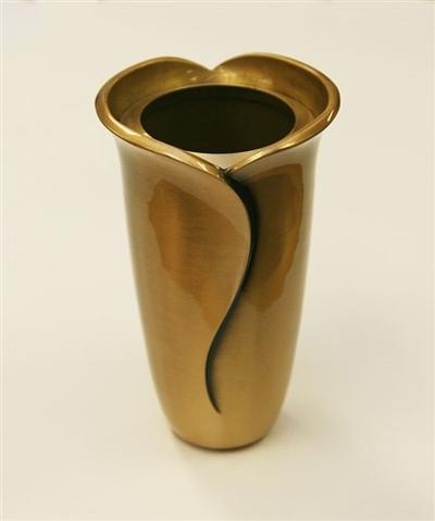 Bronze Crypt Vase 2484