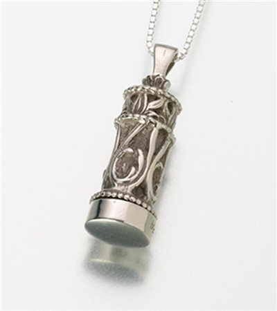 Small Chromate Casing Sterling Silver