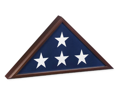 Veteran Flag Case (Cherry)