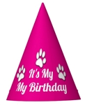It's My Birthday Hat for Dogs