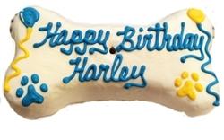 Dog Birthday Cakes Gourmet Treats Bings Barkin Bakery Pet