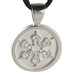 NFB 75th Anniversary Double-Sided Community Logo Pendant