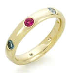 Grandmothers Birthstone Ring