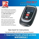 Bartec USA 1 Yr Software Certificate for the Tech500 TPMS too