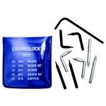 Channellock Universal Tip Kit,5 Tips