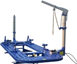18' Tilt Deck Tubular, Frame Rack Machines