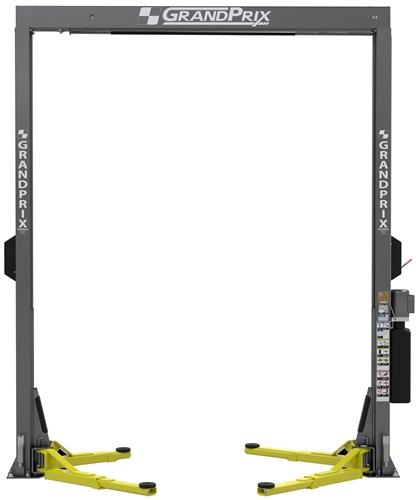 BendPak GrandPrix™ is a GP-7 7,000-lb  capacity two-post car lift 150