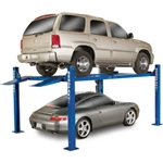 HD-7W 7,000-lb. Capacity Short Runways Extra-Wide, Extra-Tall Car Lift