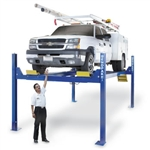 "BendPak HD-14TL 14,000-lb. Capacity Tall Lift / 82"" Rise Car Lift"