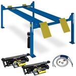 HDS-14LSXE Alignment Rack Combo