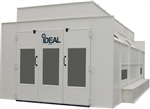 iDeal PSB-SDD26B-3PH-230V-AK Paint Booth