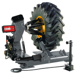 CEMB SM56T Truck Tire Changer