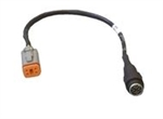 Motorscan Harley-Davidson 4-Pin Diagnostic Cable