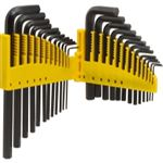Titan TIT12712 - 25PC HEX KEY SET