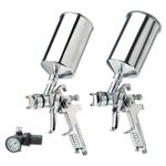 Titan TIT19100 - SPRAY GUN SET GF 2 GUNS 1.4/1.7 & REG