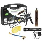 UVIEW UVU414565 - Spotgun/UV Phazer Black (Rechargeable) Kit