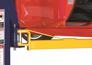 Bendpak XPR-10S Certified Two Post Lifts, 10,000 Lbs , Clear-Floor