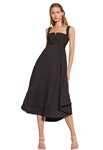 C/Meo Collective Statement Gown in Black