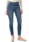 DL1961 Farrow Skinny High Rise Ankle Skinny Jean in Clemson